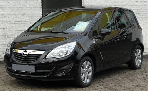 Opel Meriva B Wiki by Dimension Garage Opel Meriva Wiki