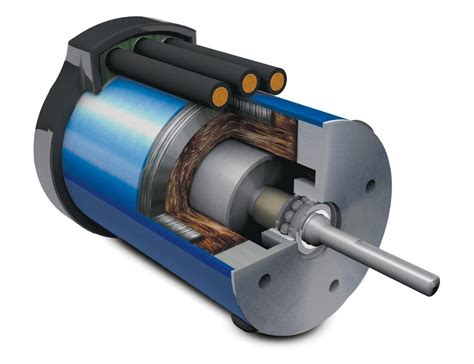 Jual Brushed Dc Motor motors and feedback encoders robots for roboticists