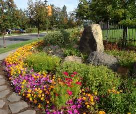 Design Flower Garden Flower Garden Design Installation Seasonal Color Maintenance