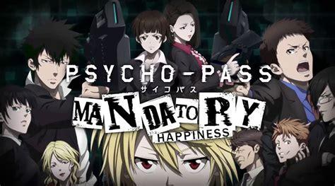 Kaset Playstation Ps Vita Psycho Pass Mandatory Happiness psycho pass mandatory happiness handheld players