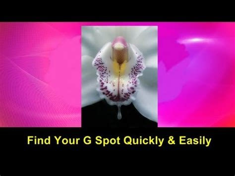 Finding The G Spot by How To Find And Stimulate G Spot