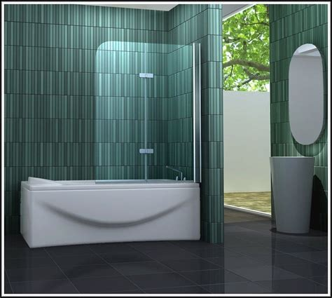 duschabtrennung badewanne ohne bohren duschtrennwand ohne bohren einfach ohne bohren duschwand