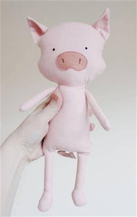 pattern universe pig primitive pig primitive rag doll spring decor primitive