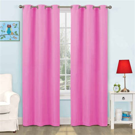 walmart curtains for kids eclipse kids dayton energy efficient curtain walmart com