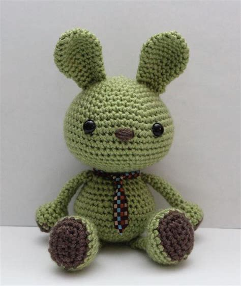 amigurumi pattern bunny amigurumi pattern wasabi the bunny by littlemuggles