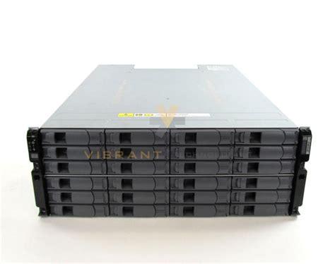 Ds4243 Shelf by Netapp Ds4243 24x600 Disk Shelf With 24 X 600gb Sas Drives