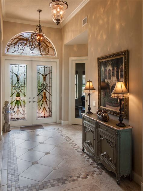 irresistible traditional entry hall designs