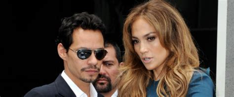 Trouble For Jlo And Marc by Marc Anthony Divorcing Signs Of Trouble
