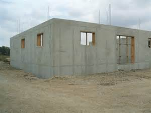 insulated concrete walls