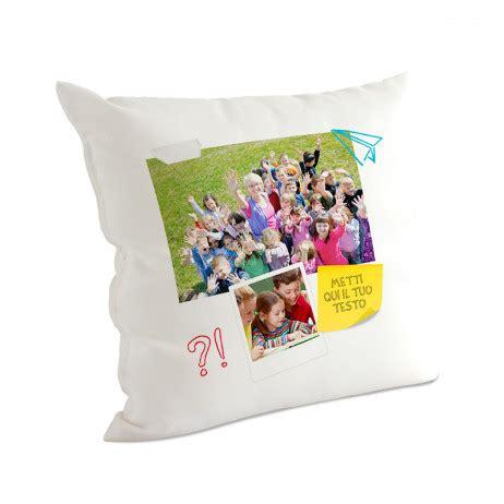 cuscini personalizzati con foto crea cuscini personalizzati classici con le tue foto pi 249