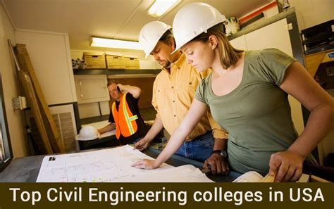 Best Courses After Mba In Usa by Top Civil Engineering Colleges In Usa