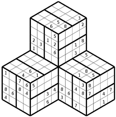printable sudoku cube rules of sudoku 3d