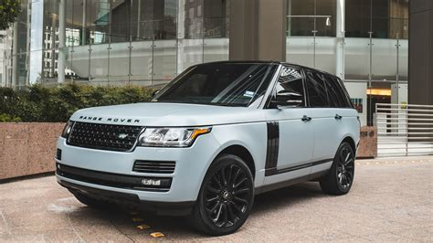 favorite suv range rover supercharged youtube