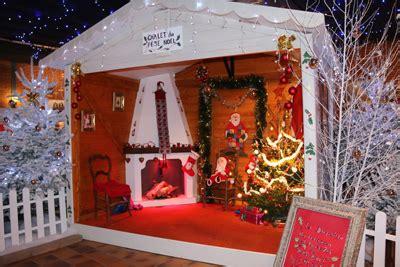 Deco Chalet De Noel by Decoration De Noel Interieur Chalet