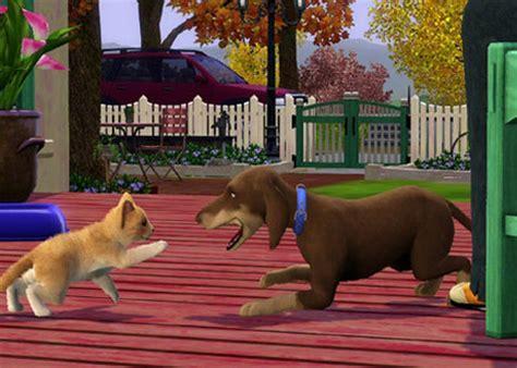 legged friend   sims  pets chip