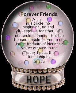 friends forever snow globe for you mkb mkb my friend