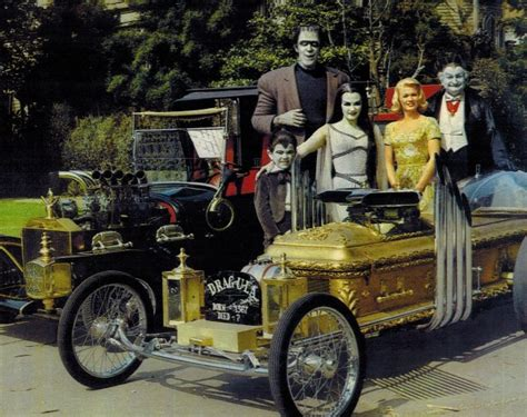 Where Is The Munsters Car Today by Eddie Munster Grows Up With Butch