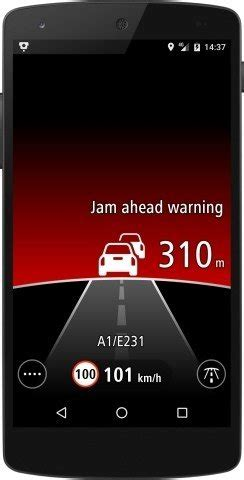 tomtom now alerts drivers of jams pc.com malaysia