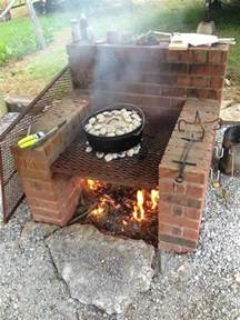 Diy Backyard Grill Build A Brick Barbecue For Your Backyard Diy Projects For Everyone