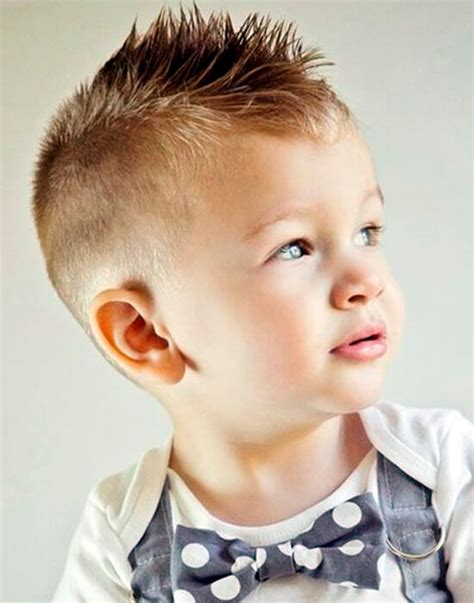 Mohawk Hairstyle For Boys by Kid Mohawk Haircut Pics Haircuts Models Ideas