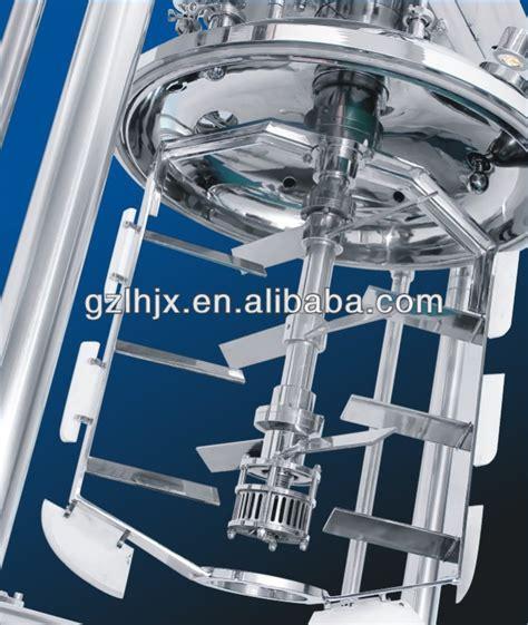 Gigi Tuner Bengkok Nsk Bagian Tengah bayi krim lotion emulsi mixer uap atau pemanas listrik miring vakum membuat sejenis pengemulsi