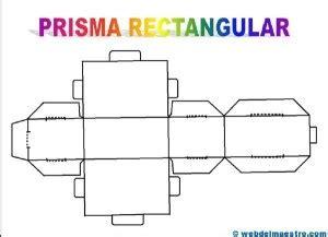 figuras geometricas rectangulares figuras geom 233 tricas tridimensionales web del maestro