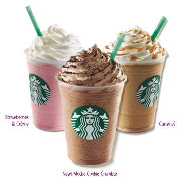 Food Alert Starbucks Penguin Cookies by Restaurant Deals Starbucks Frappuccino Happy Hour More