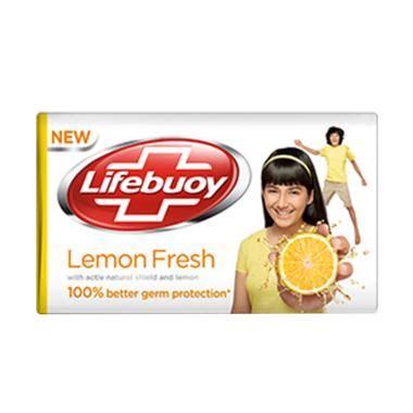 jual lifebuoy sabun batang lemon fresh 75 g