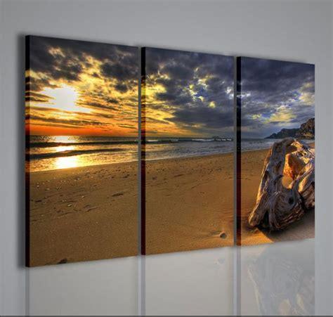 quadri moderni soggiorno quadri moderni quadri di natura e paesaggi sundown