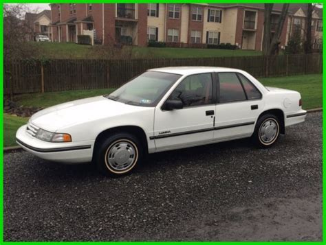 old car manuals online 1994 chevrolet lumina security system 1994 chevrolet lumina only 22k orig miles auto air mint time capsule cond for sale in blue