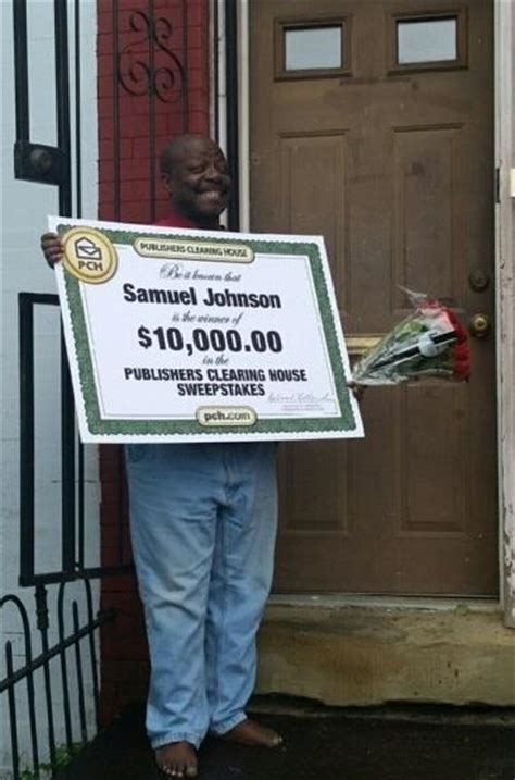 Sweepstake Winner - publishers clearing house surprises 3 new sweepstakes winners pch blog