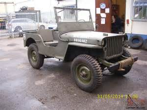 1948 Willys Jeep Willys Jeep 1948