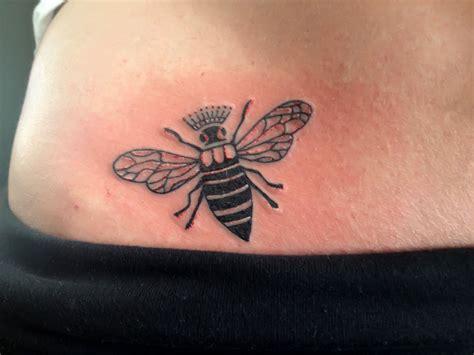 queen bee tattoo bee beeing me