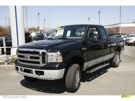 2007 black ford f250 duty xlt supercab 4x4 7350008 gtcarlot car color galleries