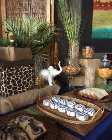 jungle theme baby shower table decorations 25 best ideas about safari theme centerpieces on