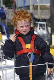 child safety harness boat keeping children safe on board the serious stuff 2