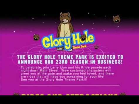 glory hole youtube glory hole theme park radio commercials youtube
