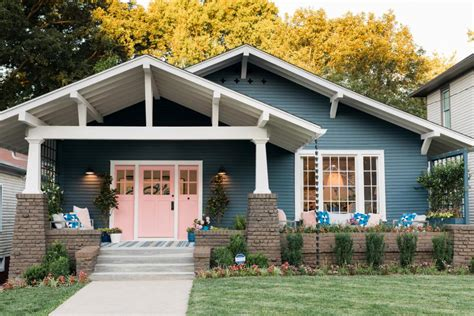 craftsman bungalow before after hgtv s urban oasis giveaway 2017 - Urban Oasis Giveaway