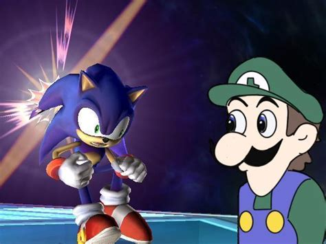 weegee stare images sonic and weegee wallpaper and