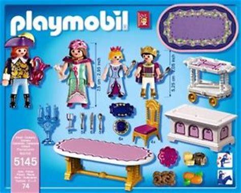 playmobil 5145 chateau princesse salle a manger