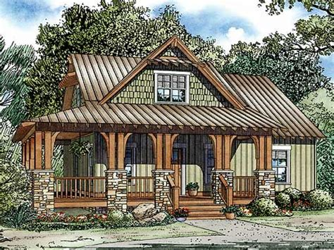 rustic house plans with porches rustic country house plans
