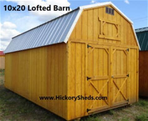 Sheds Wa Prices by Hickory Sheds And Buildings Oregon Barns Cabins Garage