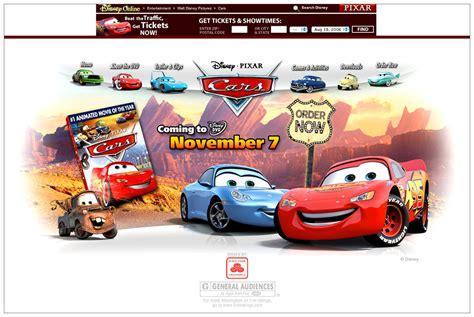 Disney Pixar Cars 2 Vision Original Dvd disney pixar cars dvd site visual foundry