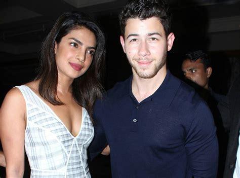 priyanka chopra nick jonas engagement india priyanka chopra and nick jonas enjoy a dinner date in
