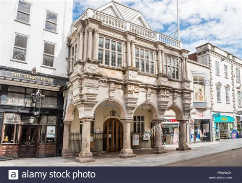 buy a house in exeter exeter guildhall in the historic old town devon england