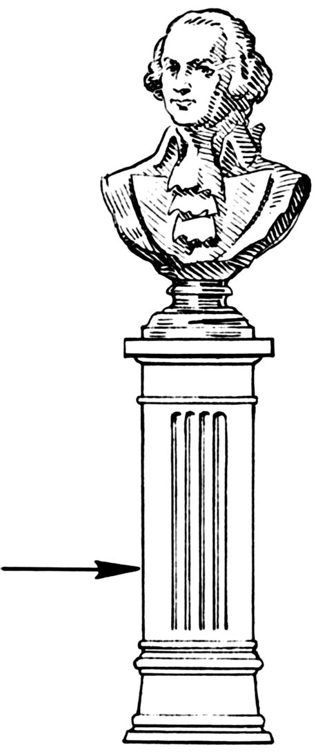 pedestal drawing file pedestal 2 psf png wikimedia commons