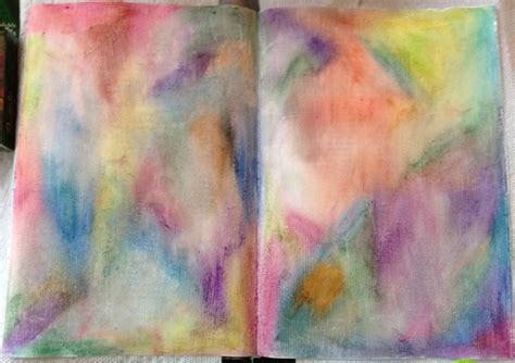 background design using oil pastel 21 day challenge day 9 oil pastel background art