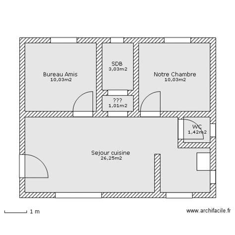 Echelle Plan Maison by Maison Du Lac Pas Echelle Plan 6 Pi 232 Ces 52 M2 Dessin 233
