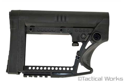 Luth Ar Mba Review by The Mba 4 Carbine Ar Stock By Luth Ar Stocks