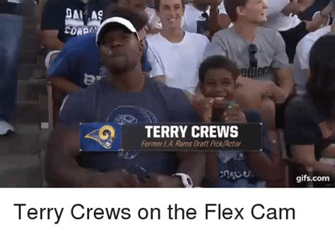 terry crews la rams funny flexing memes of 2016 on sizzle girls